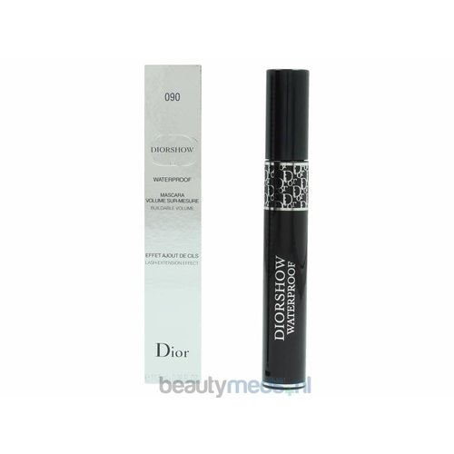 Dior Dior Diorshow Waterproof Buildable Vol. Mascara (11,5ml) #090 Catwalk Black