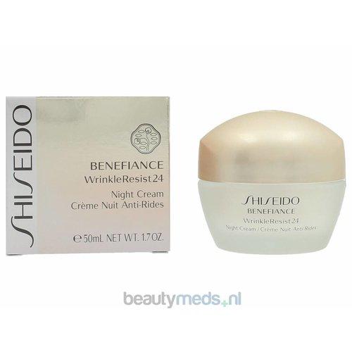 Shiseido Shiseido Benefiance Wrinkleresist 24 Night Cream (50ml)