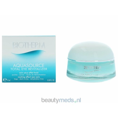 Biotherm Biotherm Aquasource Total Eye Revitalizer (15ml)