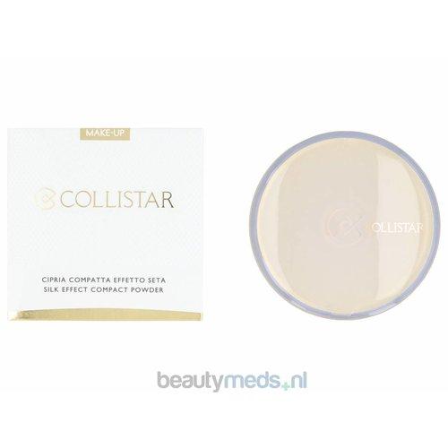 Collistar Collistar Silk-Effect Compact Powder (1stuk) #04 Cappuccino