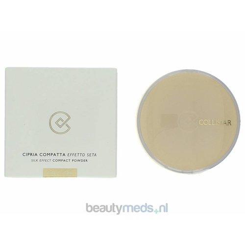 Collistar Collistar Silk-Effect Compact Powder (7gr) #03 Cameo