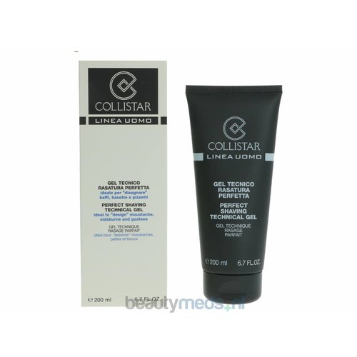 Collistar Collistar Linea Uomo Perfect Shaving Technical Gel (200ml)