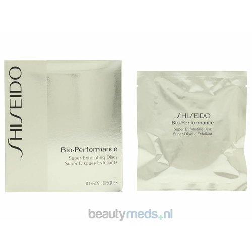 Shiseido Shiseido Bio Performance Super Exfoliating Discs (8stuk)