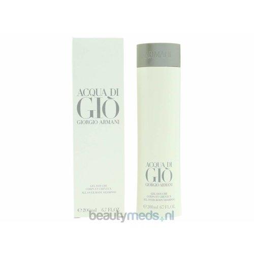 Armani Giorgio Armani Acqua Di Gio All Over Body Shampoo (200ml)