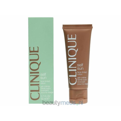 Clinique Clinique Self Sun Face Tinted Lotion (50ml)