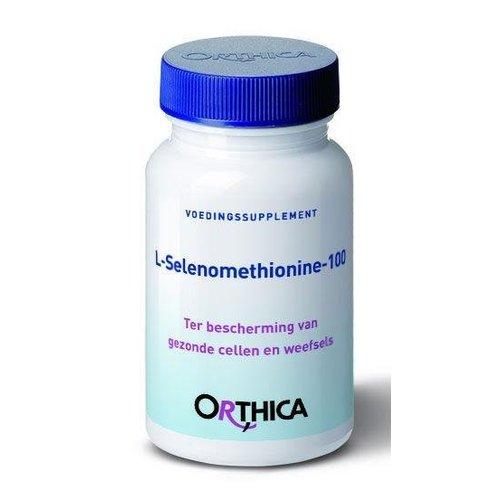 Orthica L-Selenomethionine 100 (60ca)