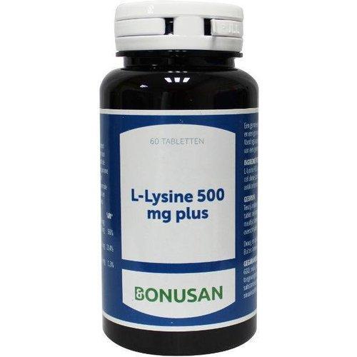 Bonusan Bonusan L-Lysine 500 mg (60tb)