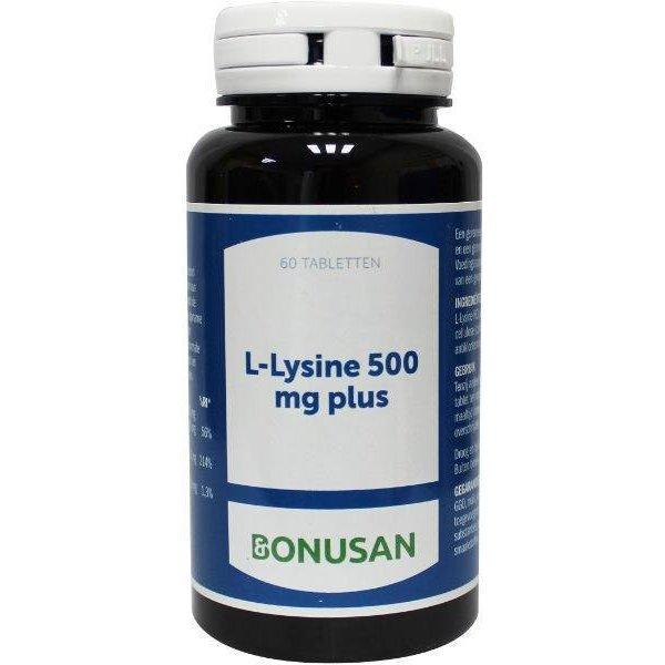 L-Lysine 500 mg (60tb)
