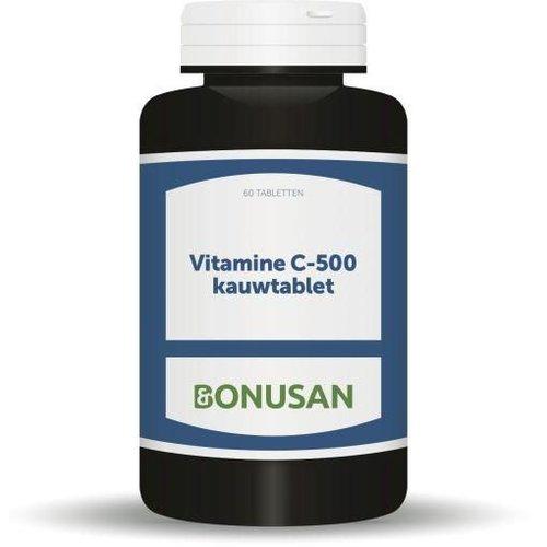 Bonusan Bonusan Vitamine C500 mg (60kt)