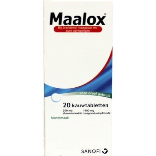 Maalox Maalox Maalox (20kt)