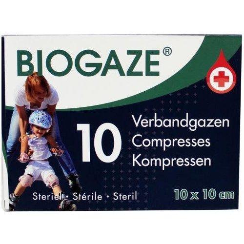 Biogaze Biogaze Biogaze 10 x 10 cm (10st)