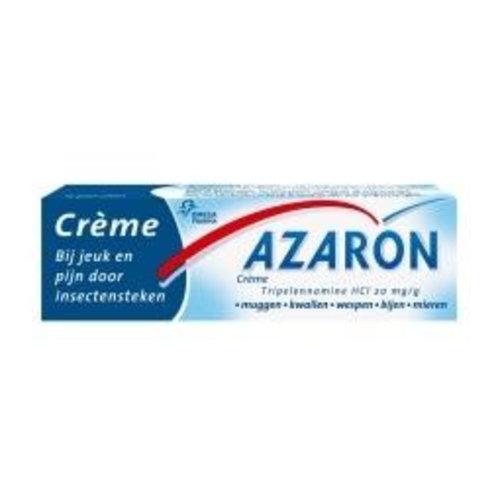 Azaron Jeuk- en pijnstillende creme (10g)