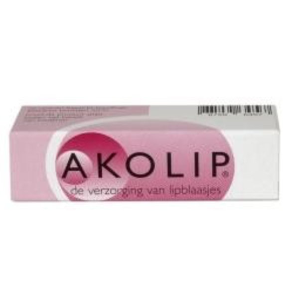 Zinksulfaat Bij Koortslip/Lipblaasjes (3g)
