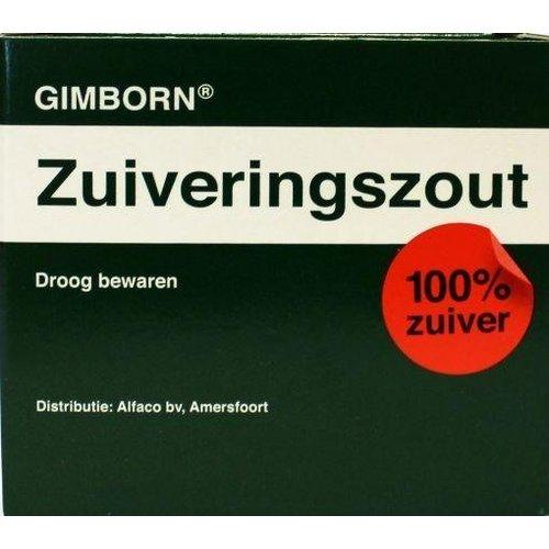 Gimborn Gimborn Zuiveringszout (125g)