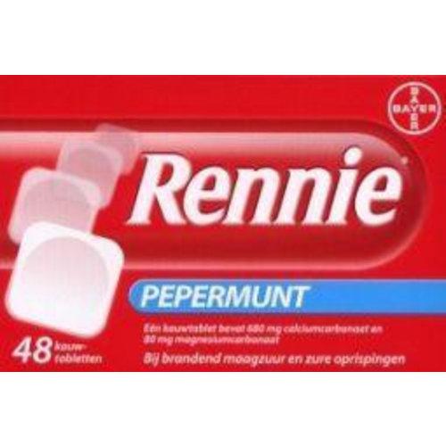 Rennie Rennie Rennie pepermunt (48kt)