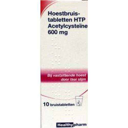 Healthypharm Healthypharm Acetylcysteine 600 mg (10brt)