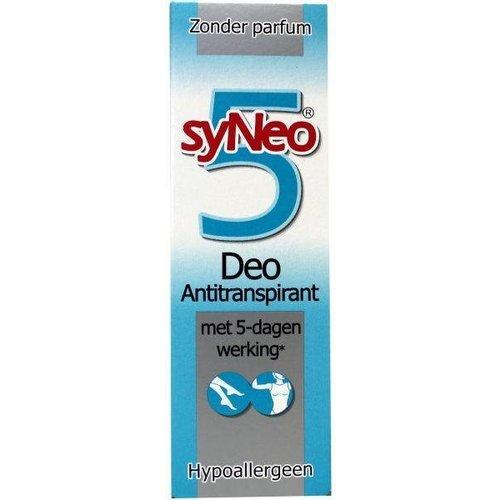 Syneo 5 Syneo 5 Anti-transpirant spray (30ml)