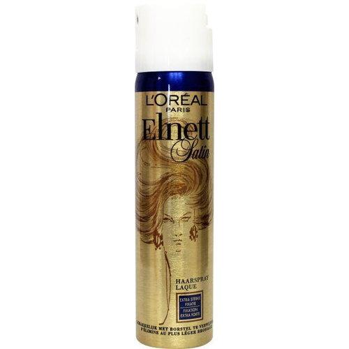 Elnett Elnett Haarspray satin extra sterk (75ml)