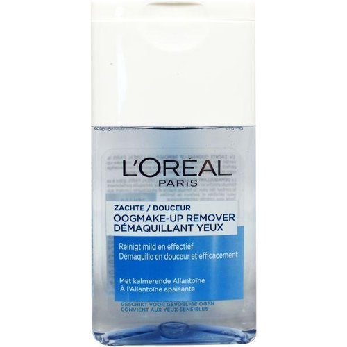 L'Oreal Loreal Zachte oogmake-up remover (125ml)