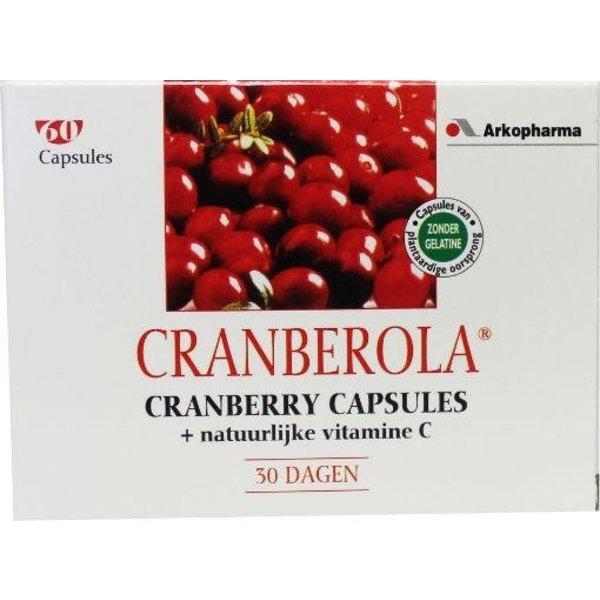 Cranberry & vitamine C (60ca)