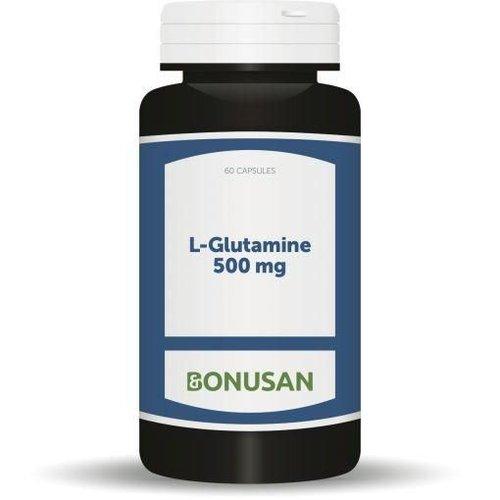 Bonusan Bonusan L-Glutamine 500 (60ca)