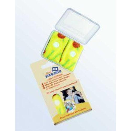 Sea Band Sea Band Polsband voor kinderen assorti (1paar)