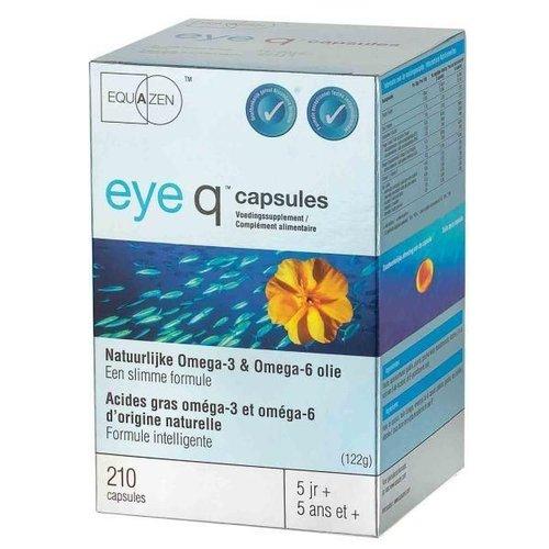 Springfield Springfield Eye Q omega3/6 vetzuren (210sft)
