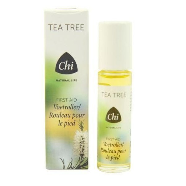 Tea tree voetroller (10ml)