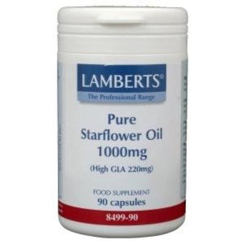Lamberts Lamberts Starflower borage Hi-GLA (90vc)