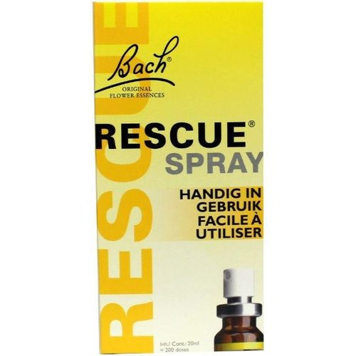 Bach Bach Rescue remedy spray (20ml)
