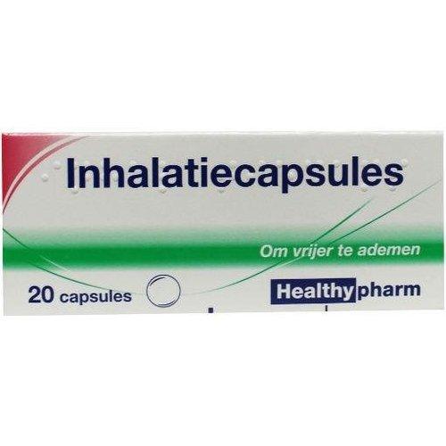 Healthypharm Healthypharm Inhalatie capsules (20ca)