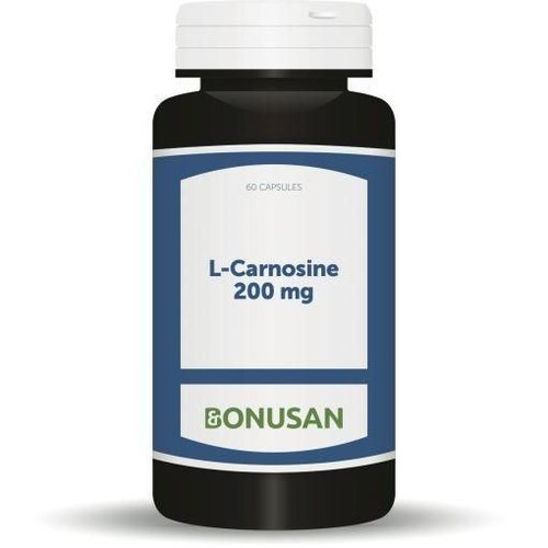 Bonusan Bonusan L-Carnosine 200 mg (60ca)
