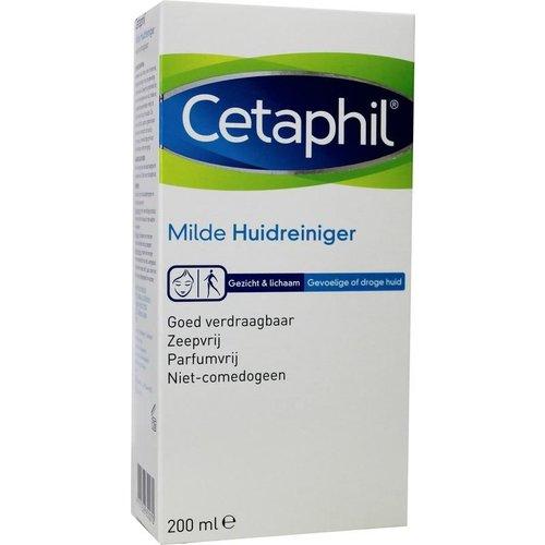 Cetaphil Cetaphil Milde Huidreiniger (200ml)