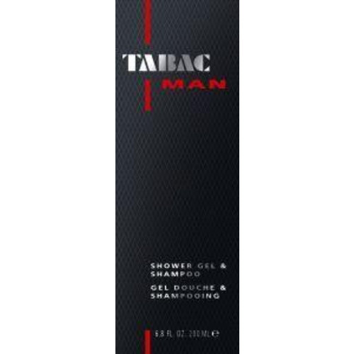 Tabac Tabac Man showergel & shampoo (200ml)