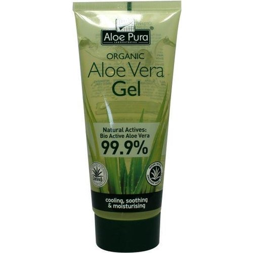 Aloe Pura Aloe Pura Aloe vera gel organic original (200ml)
