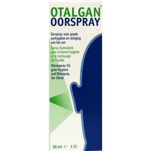 Otalgan Otalgan Oorspray (50ml)