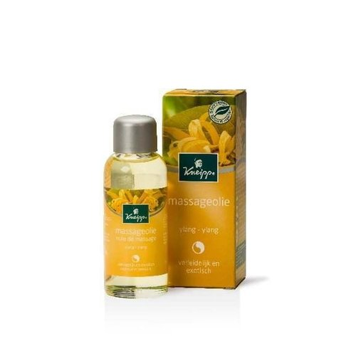 Kneipp Kneipp Massageolie Ylang Ylang (100ml)