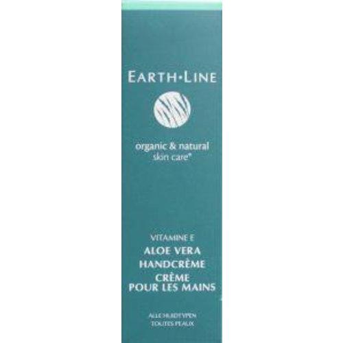 Earth-Line Earth-Line Aloe vera handcreme (100ml)