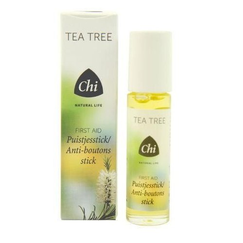 CHI CHI Tea tree puistjes stick (10ml)