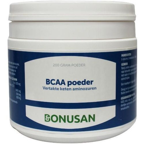Bonusan Bonusan BCAA poeder (200g)