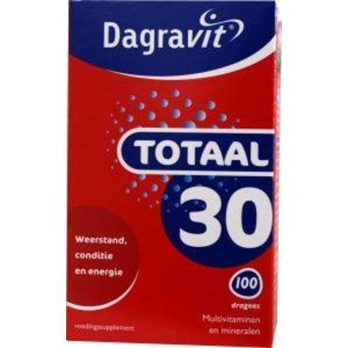Dagravit Dagravit Totaal 30 (100drg)