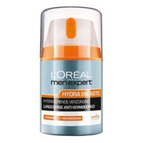 L'Oreal Loreal Men expert hydra energetic anti vermoeidheid creme (50ml)
