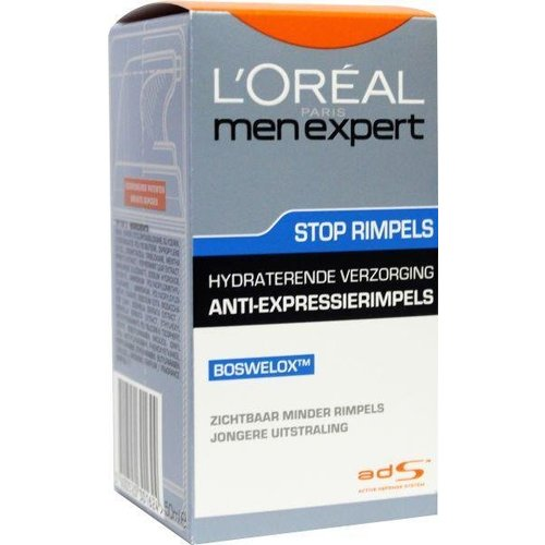 L'Oreal Loreal Men expert stop rimpels creme (50ml)
