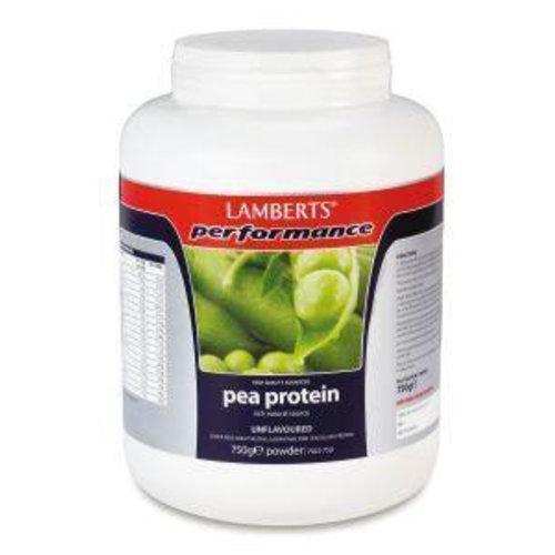Lamberts Lamberts Pea proteinepoeder (750g)