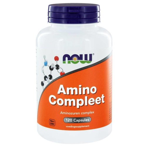 NOW NOW Amino compleet (120ca)