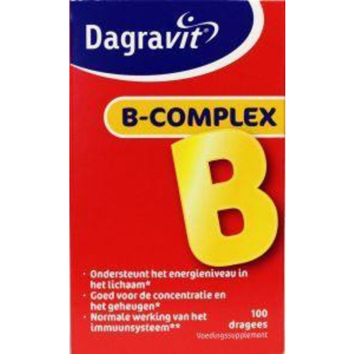 Dagravit Dagravit B complex (100drg)