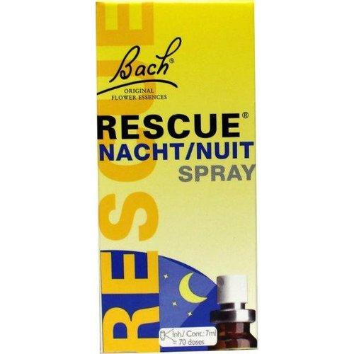 Bach Bach Rescue remedy nacht spray (7ml)