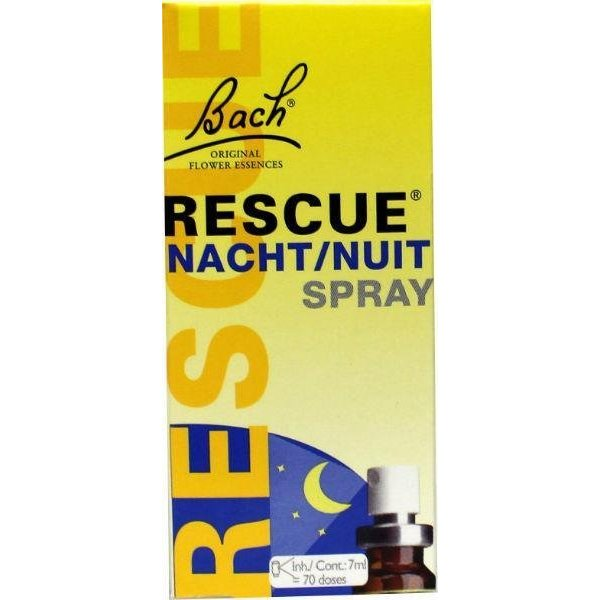 Rescue remedy nacht spray (7ml)