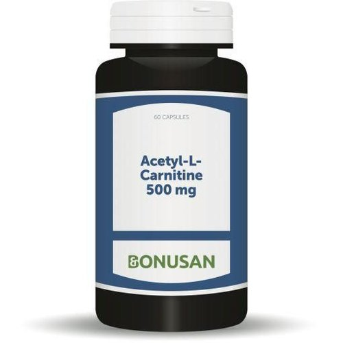 Bonusan Bonusan Acetyl L carnitine 500 (60vc)