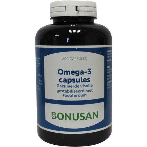Bonusan Bonusan Omega 3 (200ca)